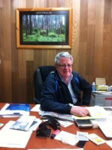 David Israel Toronto Timber