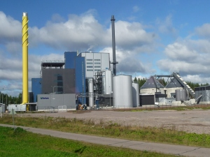 biofuel plant Finland