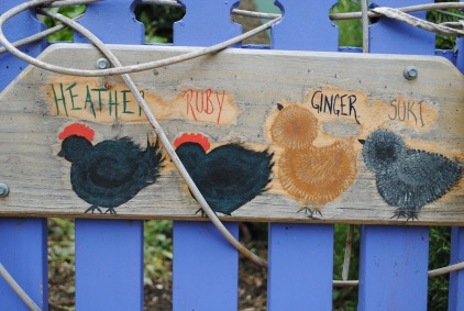 Chook sign