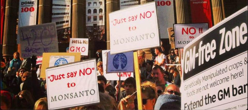 March Against Monsanto Feature