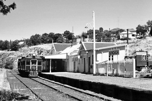 Gundagai-Station NSW